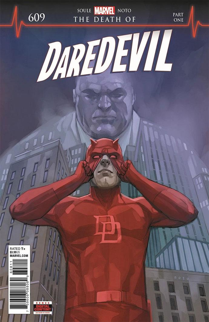 Death of Daredevil