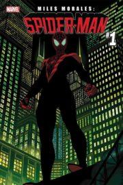 Miles Morales: Spider-Man 1 portada