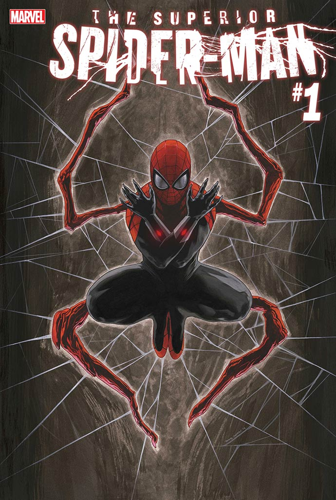 The Superior Spider-Man #1 portada
