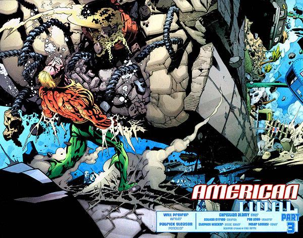 No hay desafío lo suficientemente grande para Aquaman. 87f63fcdf18