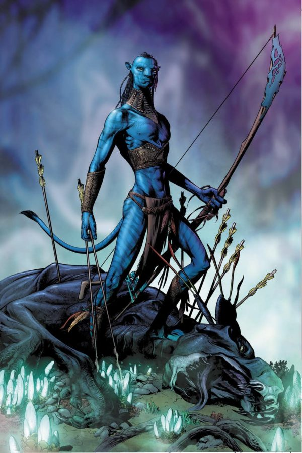 La película Avatar tendrá sus propios cómics f33475903b3