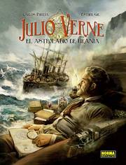 Julio Verne Portada