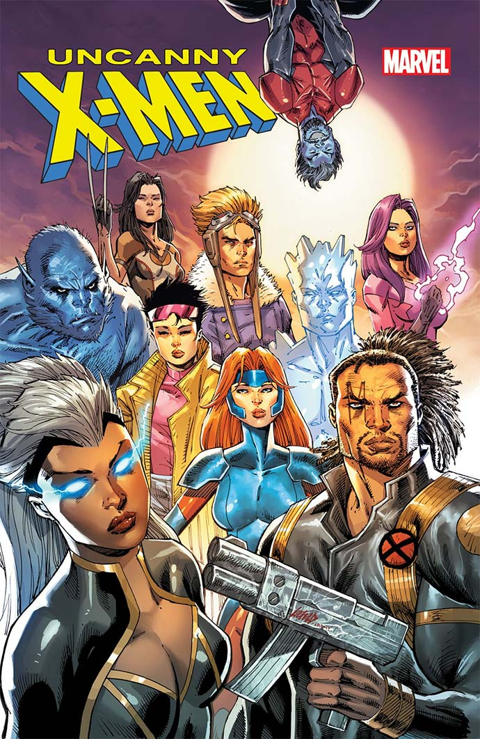Uncanny X-Men #1 Rob Liefeld