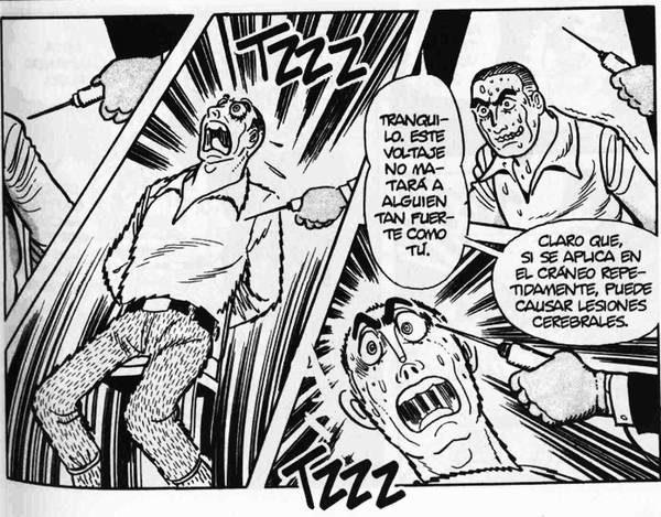 El sufrimiento según Tezuka