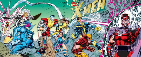 Una vez más, Magneto contra la Patrulla-X