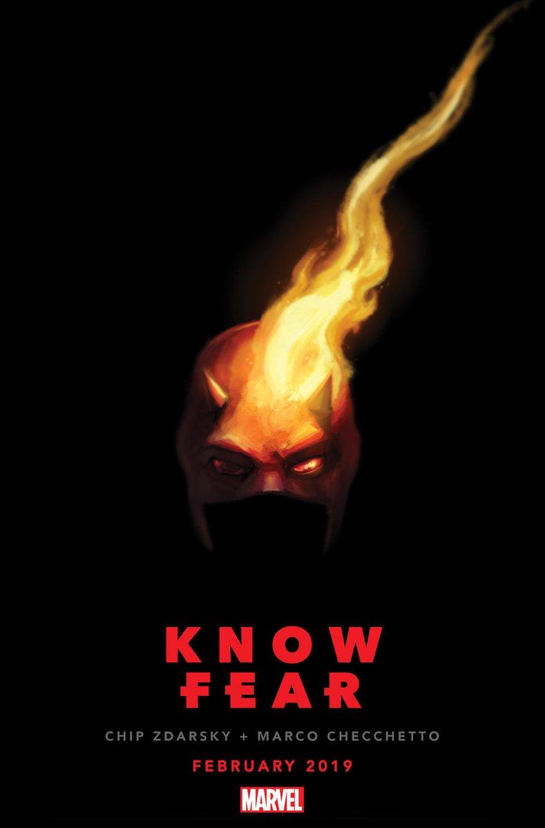 Daredevil Teaser 2019