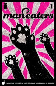 Man-Eaters 1 Portada