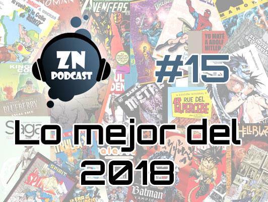Znpodcast 15 Lo Mejor Del 2018 Zona Negativa