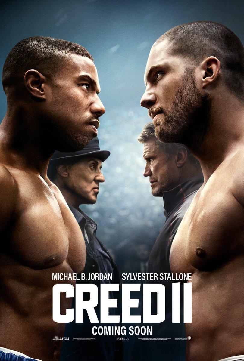 Zncine Crítica De Creed Ii La Leyenda De Rocky De Steven