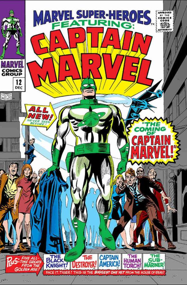 Marvel Super-Heroes 13 supuso un cambio trascendental en los guiones 436f3e89a71f