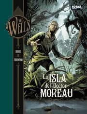 Isla del doctor Moreau Portada
