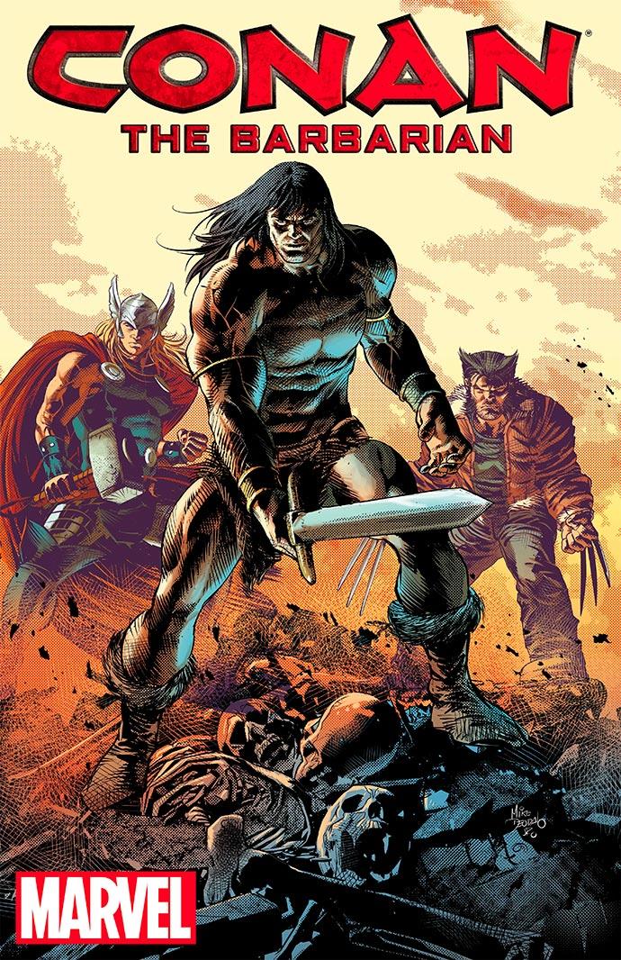 Conan el Bárbaro vuelve a Marvel