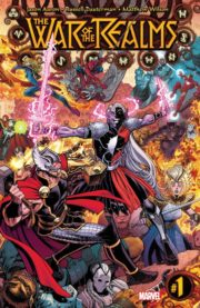 War of the Realms #1 portada