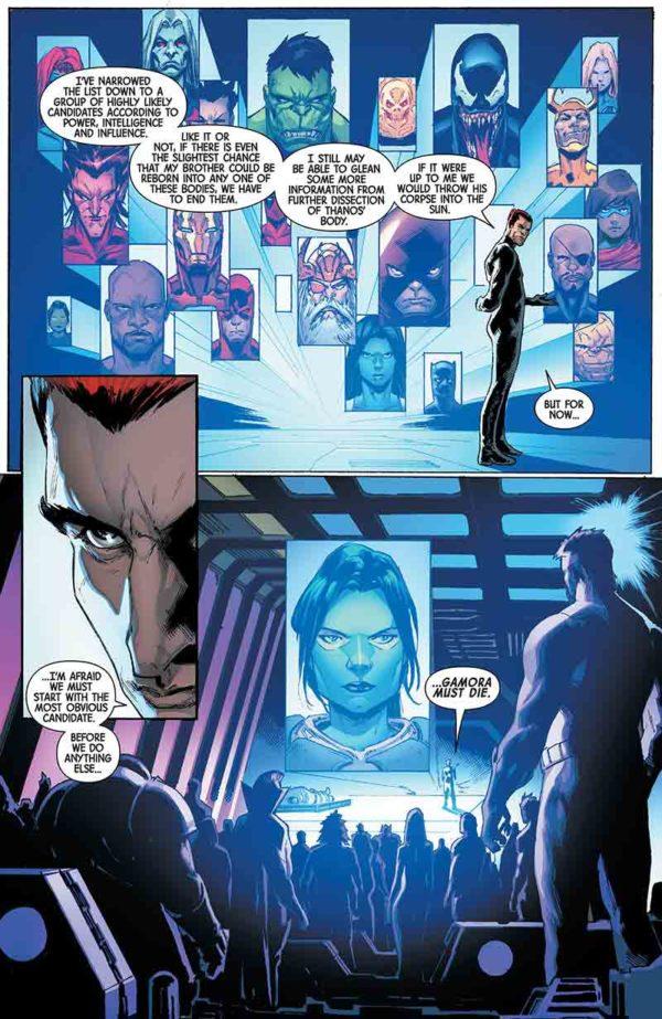962749c6 Thanos está muerto. Y esto ni siquiera es un Spoiler de esta grapa, puesto  que transcurrió en las Guerras del Infinito antes mentadas.