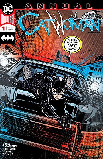 DC Comics Catwoman Selina Kyle Harley Quinn Veneno-Regalo Cartel Sin Enmarcar-Nuevo
