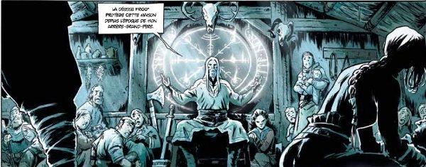 Hel´blar El rey bajo el túmulo Alex Sierra Sergio Sierra Yermo