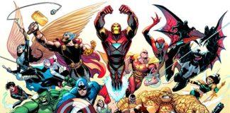 Patrick Gleason Marvel