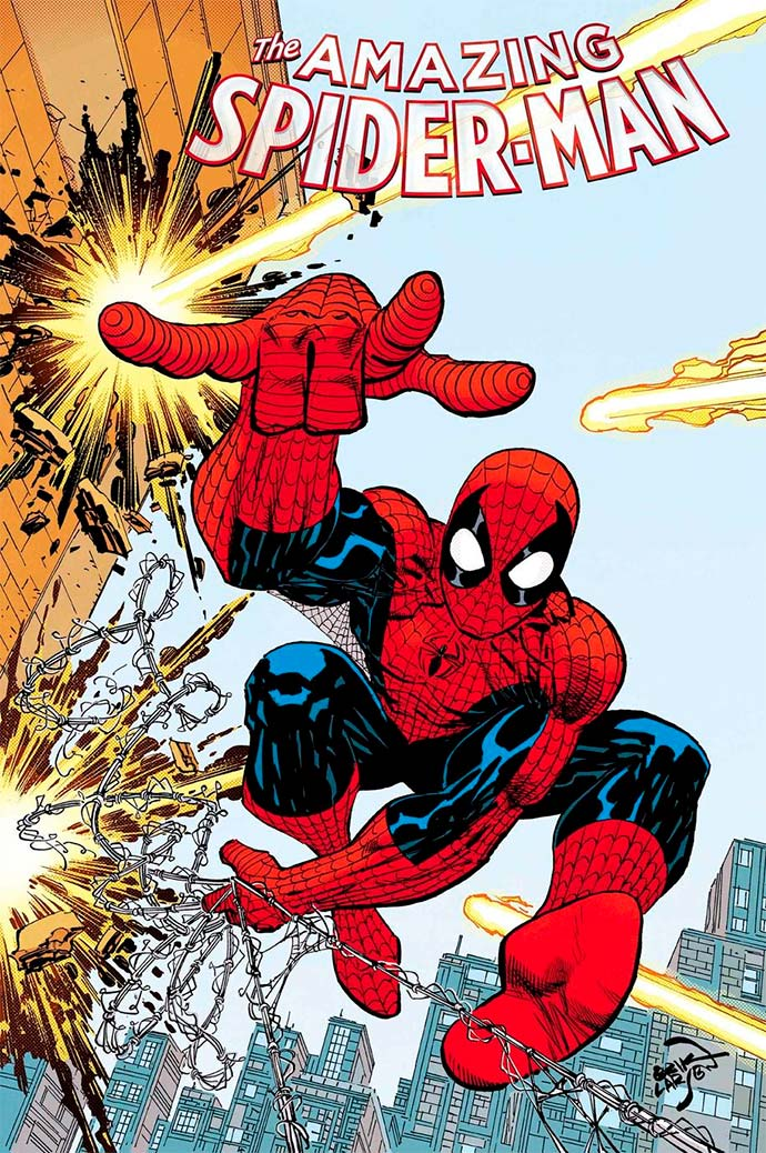 Amazing Spider-Man Going Big Erik Larsen