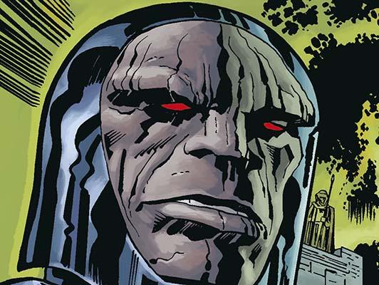 El Cuarto Mundo de Jack Kirby IV – Zona Negativa