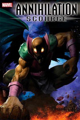 Annihilation: Scourge Alpha #1
