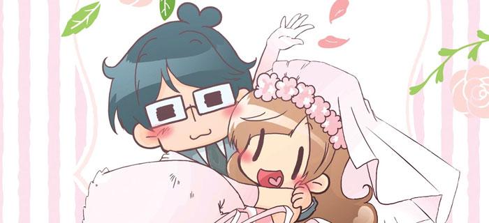 the bride is a boy