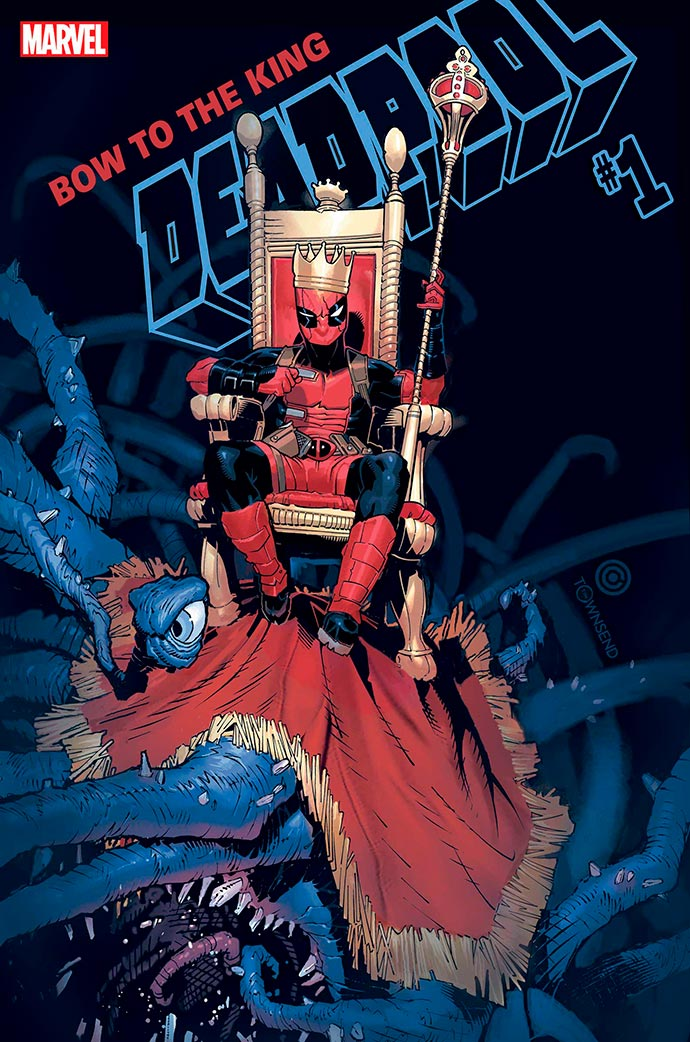 Deadpool (2019) #1