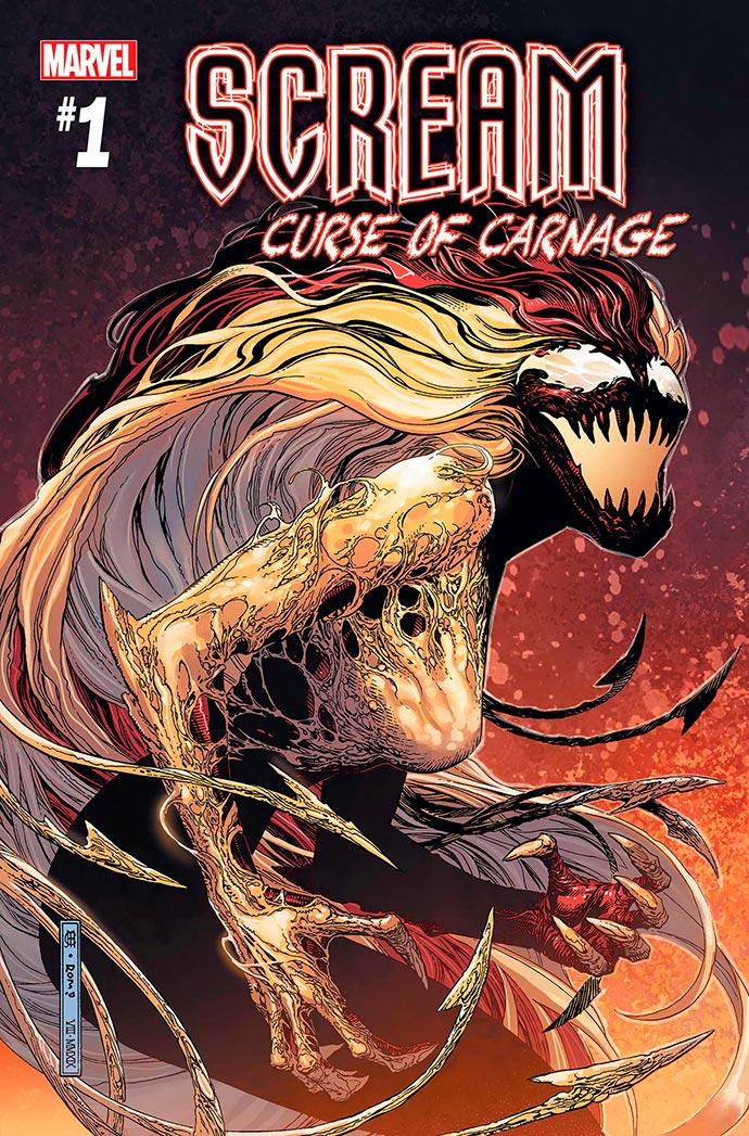 Scream Curse of Carnage 1