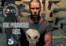 Punisher Max de Garth Ennis