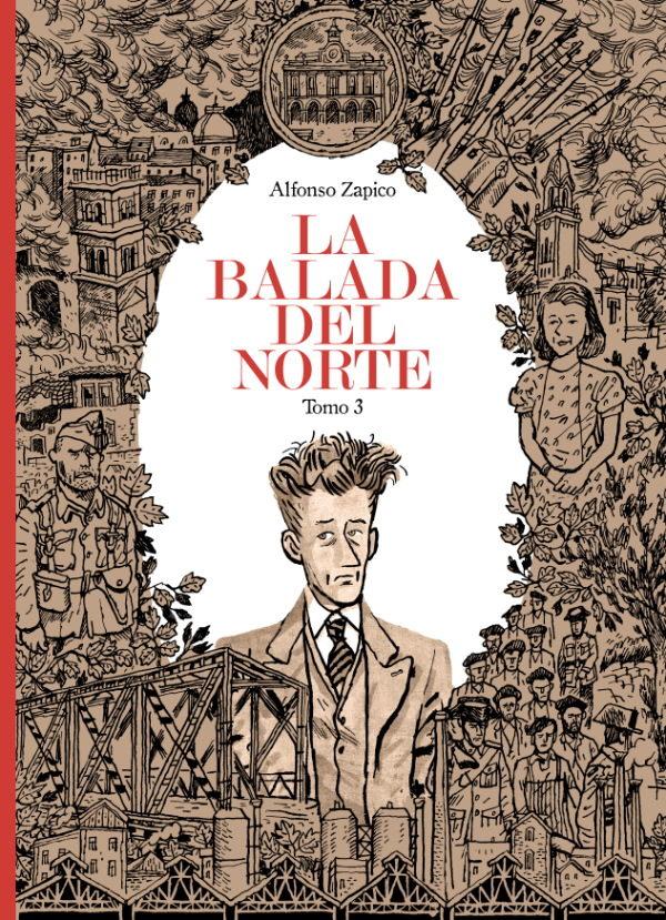 La balada del Norte 3 Alfonso Zapico Astiberri