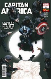 Capitán América 3 portada