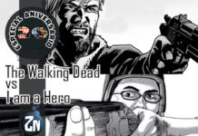 I am a Hero y The Walking Dead