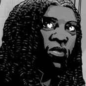 The Walikng Dead Michonne