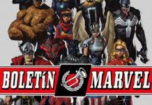 Boletín Marvel #3