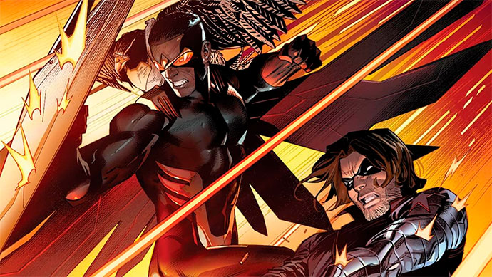 Falcon/Winter Soldier #1