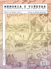 Portada Memoria y viñetas. La memoria histórica en el aula a través del cómic