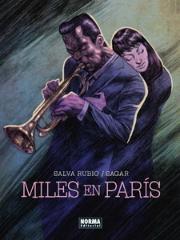 Portada Miles en Paris Salva Rubio Sagar Norma Editorial