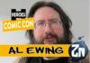 Heroes Comic Con Madrid 2019 – Entrevista a Al Ewing