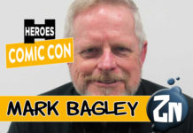 Heroes Comic Con Madrid 2019 – Entrevista a Mark Bagley