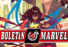 Boletín Marvel #11