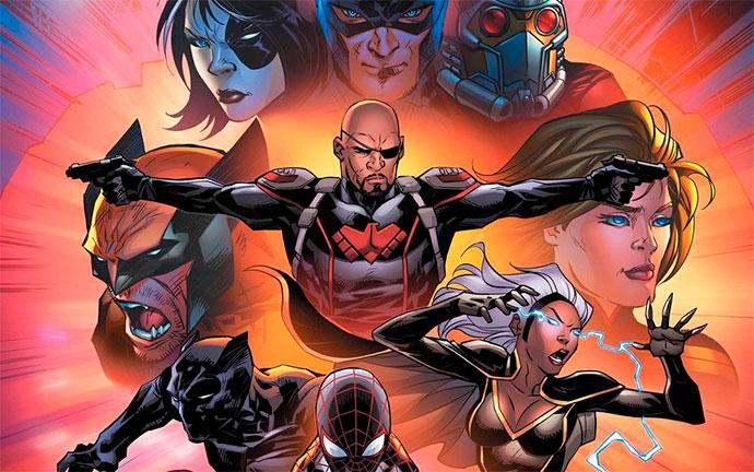Marvel Voices