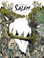 Portada Mujeres de Salem Dibbuks Thomas Gilbert