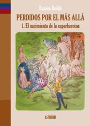 Portada Perdidos en el más allá de Ramón Boldú Astiberri