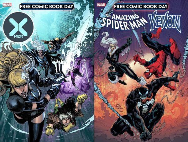 Marvel FCBD 2020