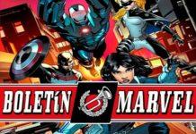 Boletín Marvel #14