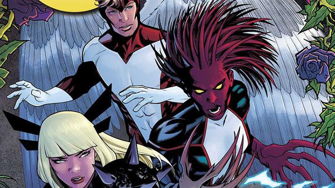 Empyre X-Men 1