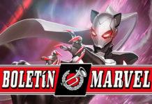 Boletín Marvel 19
