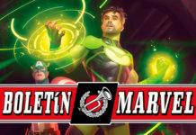 Boletín Marvel 21