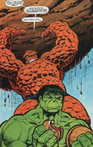 Cosa contra Hulk