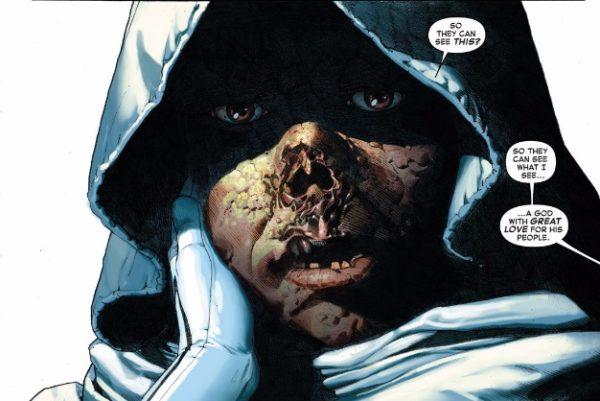 Doctor Muerte Secret Wars Ribic
