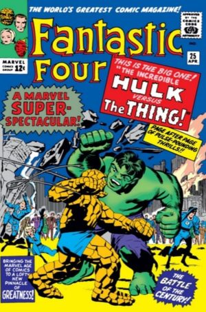 Fantastic Four 25